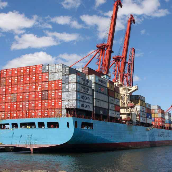 sea shipping agent cargo combine forwarding from china to australia