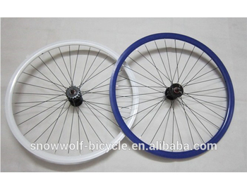 Licht In Fietswiel : Hoge kwaliteit fixie fiets wielen licht gewicht fietswiel goedkope