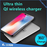 2017 Factory Price High Quality ultra thin Universal qi Wireless Charger for iphone8 / iphoneX