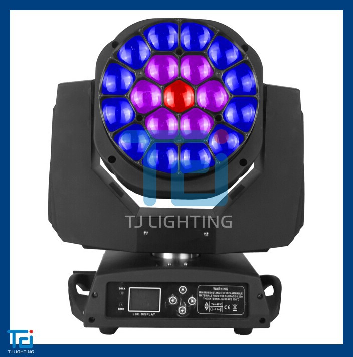 19x15w Led Lights Chinese Dj Led Light,Bee Eye Led Wash Moving ...