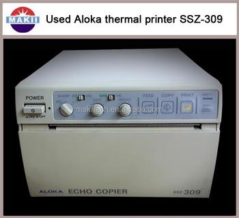 Used Aloka Ssz-309 Ultrasound Printer