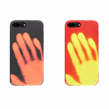 finest selection bdea1 a8f2c Thermal Sensor Phone Case For Iphone 8 8 Plus Physical Funny Heat Case For  Iphone X - Buy Thermal Sensor Phone Case,Phone Case For Iphone 8,Phone Case  ...
