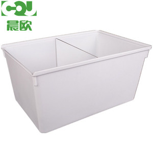 Supermarket food storage bulk candy white candy parcel container