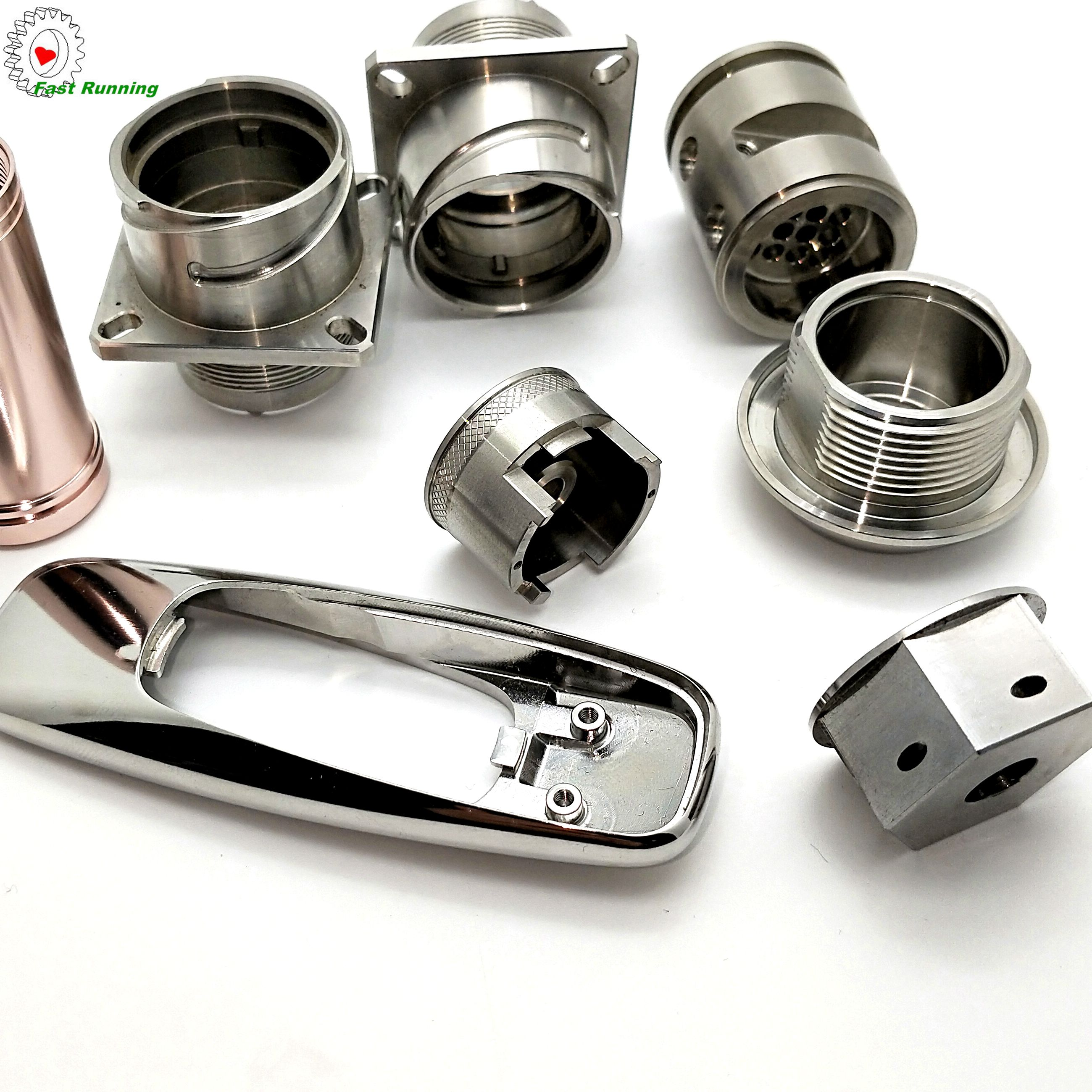 TS16949 China supplier 4 axis high demand precision custom 304 stainless steel cnc machining parts