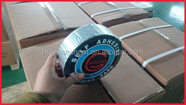 bitumen pipe wrapping tapes for repair