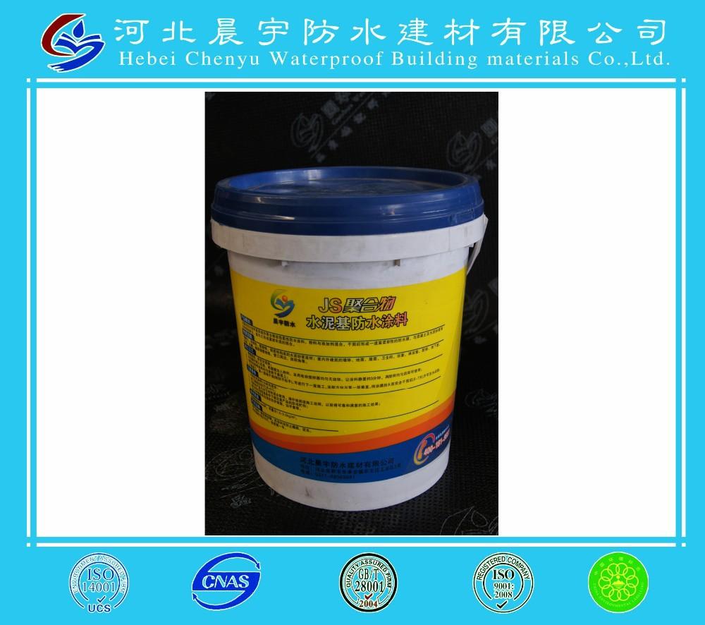 Building Materials Waterproof Coating Non Curing Liquid