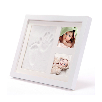 Diy Newborn Baby Keepsake Baby Footprint Framebaby Room Decor Hand