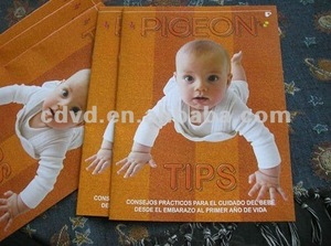 Custom Eco-friendly paper Children's books CMYK printing
