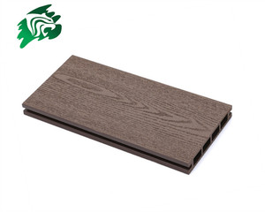 SH146H22 teck wood composite wpc decking
