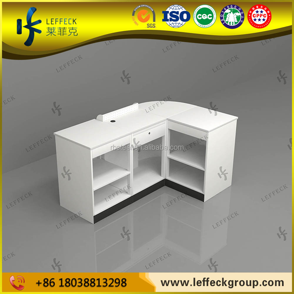 Supermarket wooden cash counter design view cash counter ked product - Supermarket Cashier Counter Designs Supermarket Cashier Counter Designs Suppliers And Manufacturers At Alibaba Com