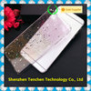 New Anti gravity PC tough glitter bling phone case stick available for Iphone 6