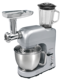 1200W Aluminium Die-casting Housing LARGE STAND FOOD MIXER