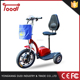 500w 36v cheap and best 3 wheel electric tricycle scooter for adult Toodi