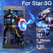 0.26mm 9H Explosion Proof Anti scratch LCD Tempered Glass Film For Alcatel One Touch pop Star 3G OT 5022/X/D Protective Film