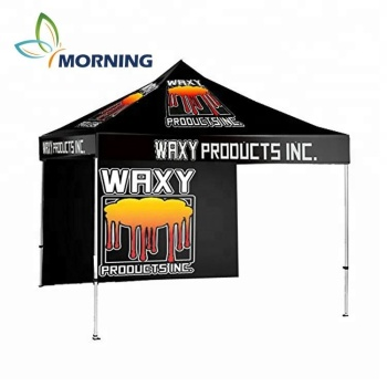 3x3 Custom outdoor waterproof aluminium folding tent for event