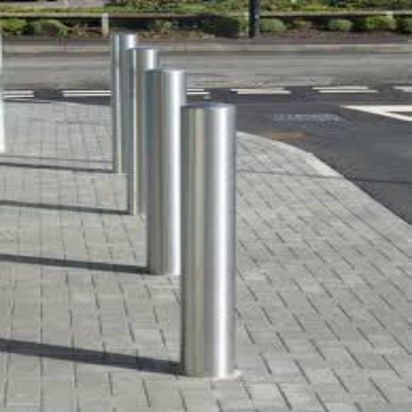 Steel Security Removable Pipe Bollards