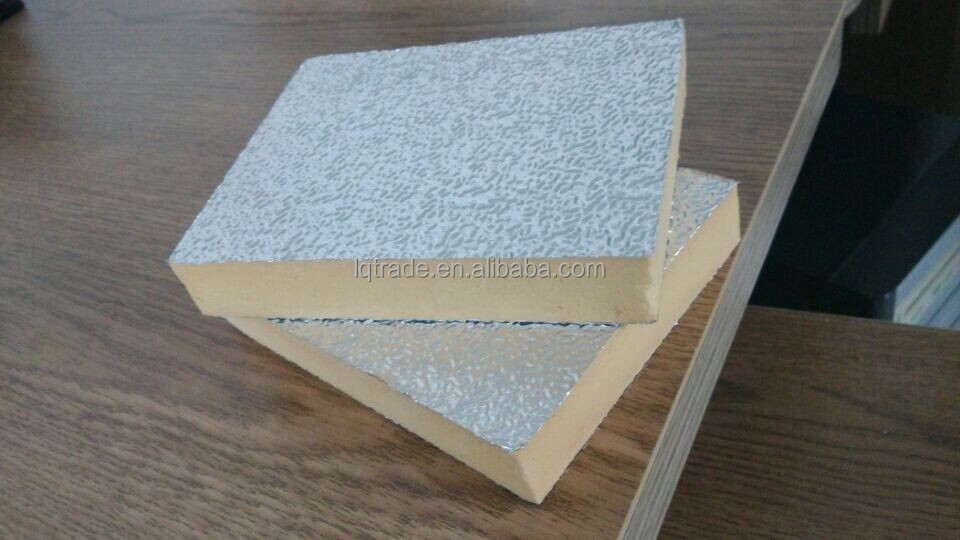 Phenolic Foam Insulation : Lq mm aluminum foil phenolic foam insulation board buy
