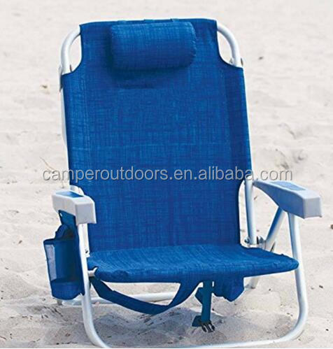 Outdoor Travel Cooler folding backpack beach Chair