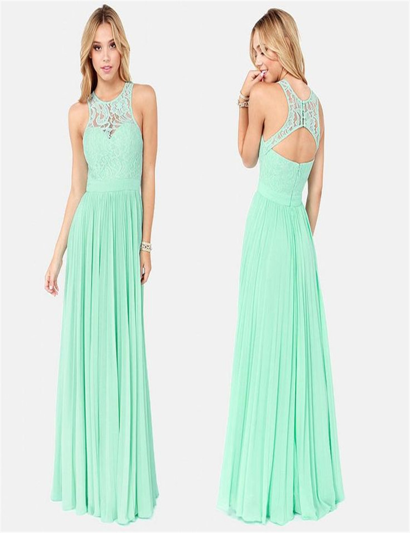 Cheap mint green bridesmaid find mint green bridesmaid deals on get quotations 2015 new arrival mint green bridesmaid dresses floor length a line lace sleeveless custom made ombrellifo Choice Image