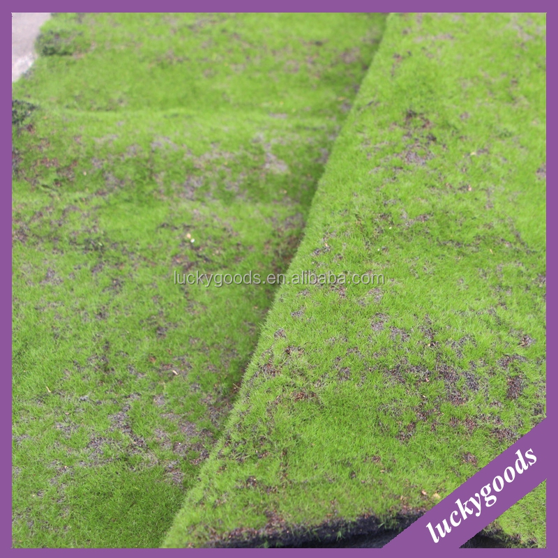LTX014-LTX021 Nearly nature fake moss carpet for garden decoration