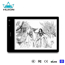 Huion LB3 LED Light Box Battery Operated USB Tattoo Drawing Tablet LED Tracing Board Free Shipping By DHL