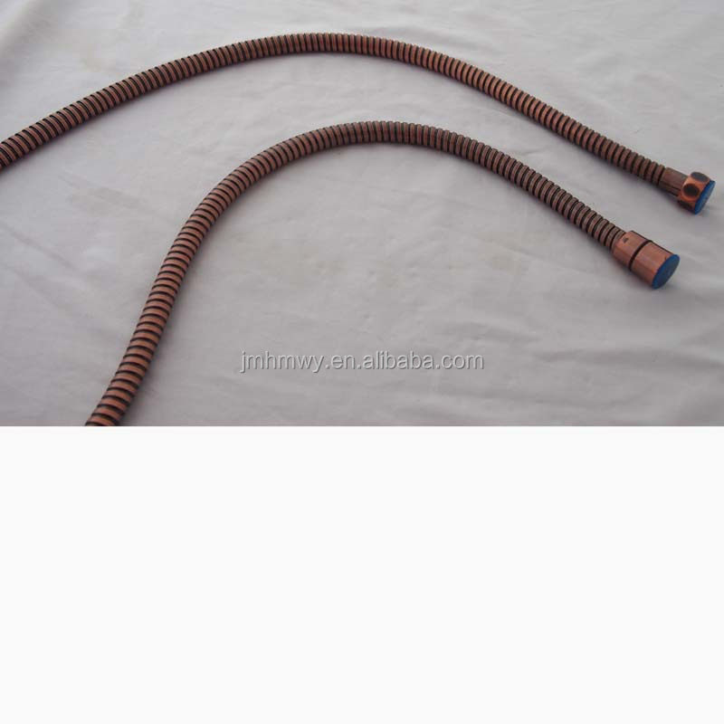 Bathroom Accessory Oil Rubbered Bronze Shower Hose Extension ...