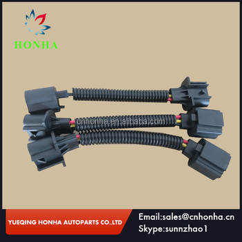 3 pin male female connector wire harness_350x350 3 pin male female connector wire harness car h13 headlight wiring male to female wiring harness at gsmx.co