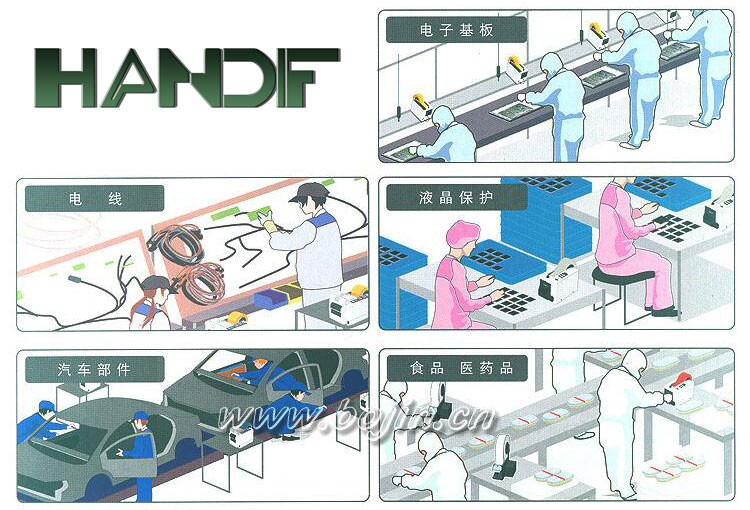 Hot Selling Model Handif automatic electronic tape dispenser ZCUT - 2