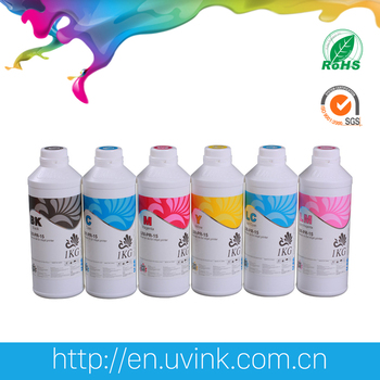 UVINK brand Samples for heat transfer ink sublimation, sublimation ink