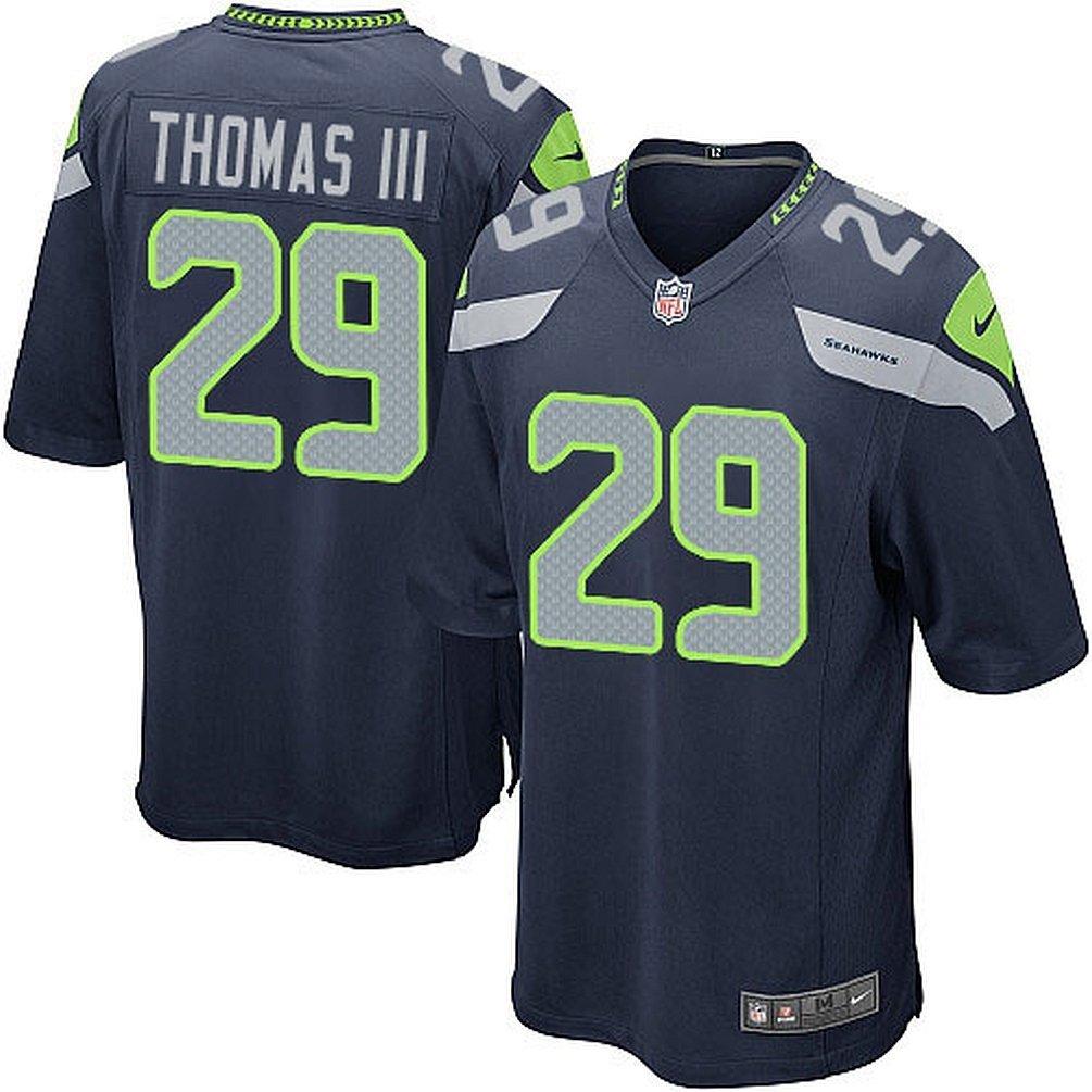 Buy Nike Youth Seahawks #29 Earl Thomas III Football Jersey Navy ...