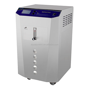 5~18g/h corona discharge industrial ozone generator with Medical Oxygen Concentrator