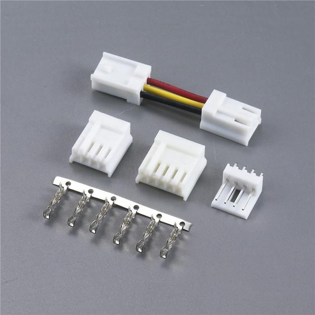 JJDD Kit de connecteur 2 broches /étanche pour bornier /électrique