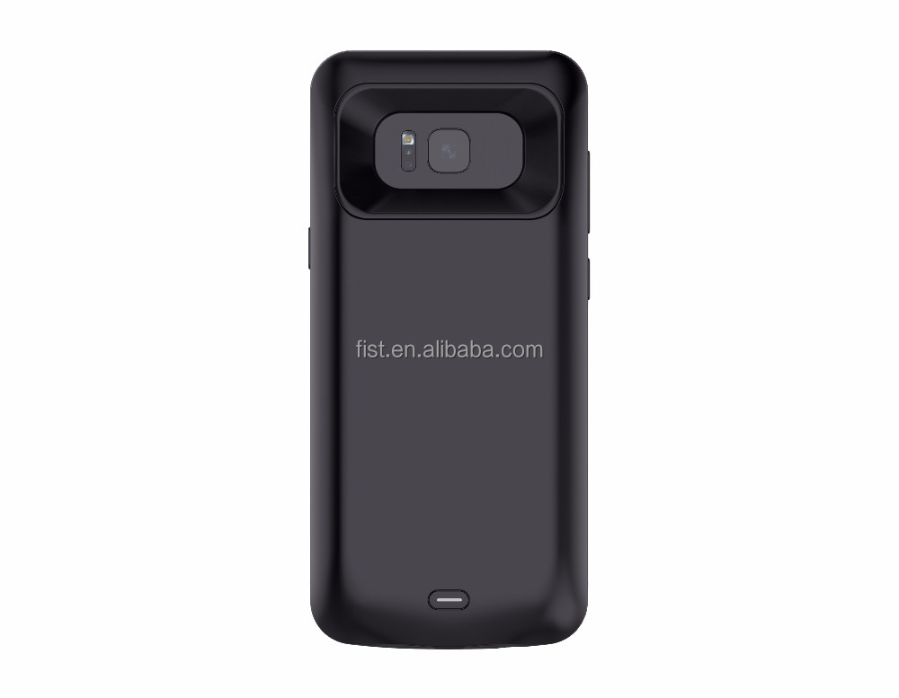5000mah battery charger case Battery Charging Power Case For Samsung Galaxy S8