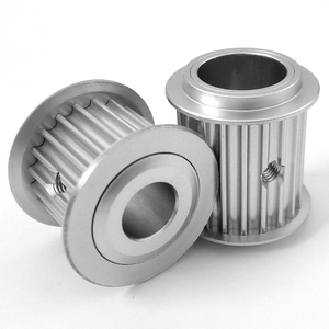 Small DC Motor Pulley