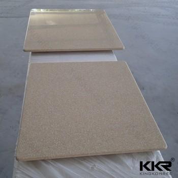 Composite Stone Resin Restaurant Table Tops