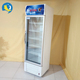OEM factory cheap static cooling single door beverage cooler drinks visi cooler pesi cola cooler display fridge