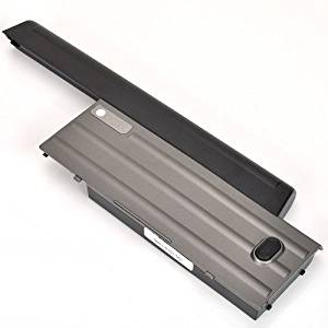 GENUINE / ORIGINAL DELL (9-Cell) Extended Laptop Battery for Dell Latitude D620 D630 Series, PN 312-0383, 312-0384, 312-0386, JD634 - NOT AFTERMARKET 3RD PARTY GENERIC (ORIGINAL, GENUINE DELL PARTS!)