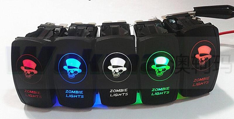 Sealed Rocker Switch Of Bumper Light Bar Suited For Marine ...