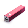 High Quality Pen Power Bank Charger With LED Flashing Light