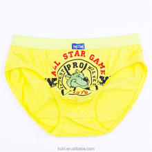 100% Cotton 2016 New Toddler Boys Panties Cool Kids Briefs For Boys Fashion Children Underpants