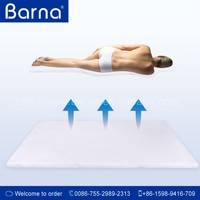 Comfort Sleep Easy Super Quality Memory Foam Bed/Floor Mattress Topper For Better Sleeping