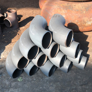 Factory Price Long Radius Elbow Pipe