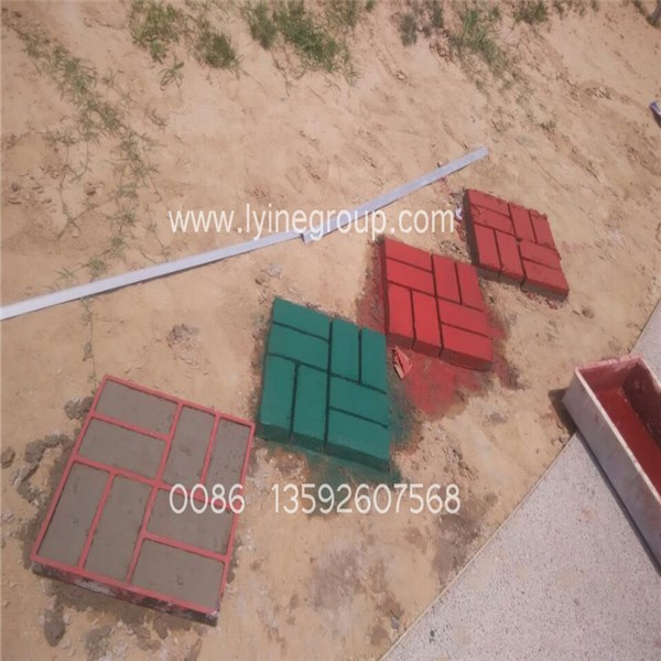 40x40x4CM DIY Your Garden!new Paver Random Garden Molds Concrete Cement  Plaster Patio Stone Walkway
