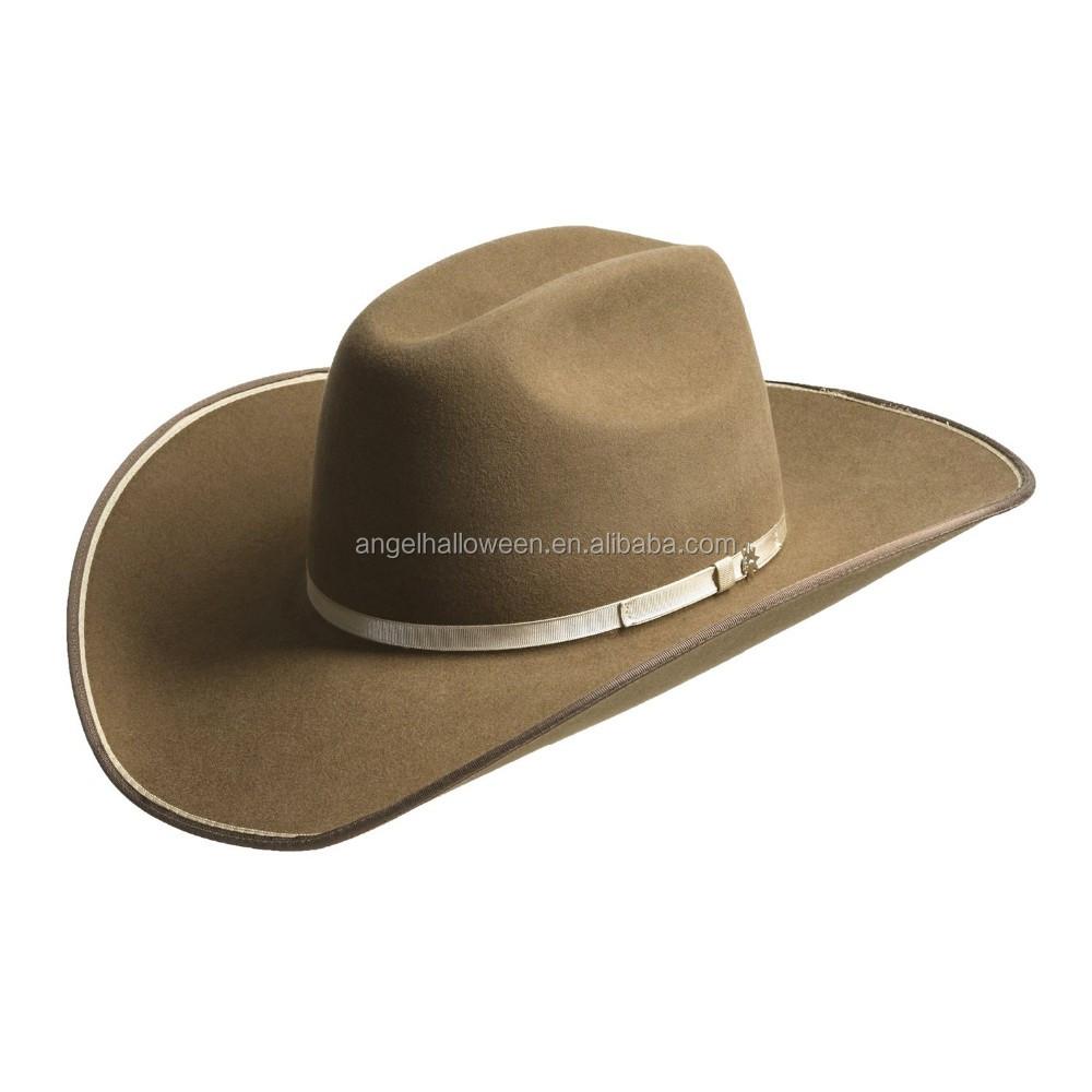d0bc884b1ebb3 Pink Cowboy Hat Look Wild West Women s Ladies Wool Felt Hat Nc4023 ...
