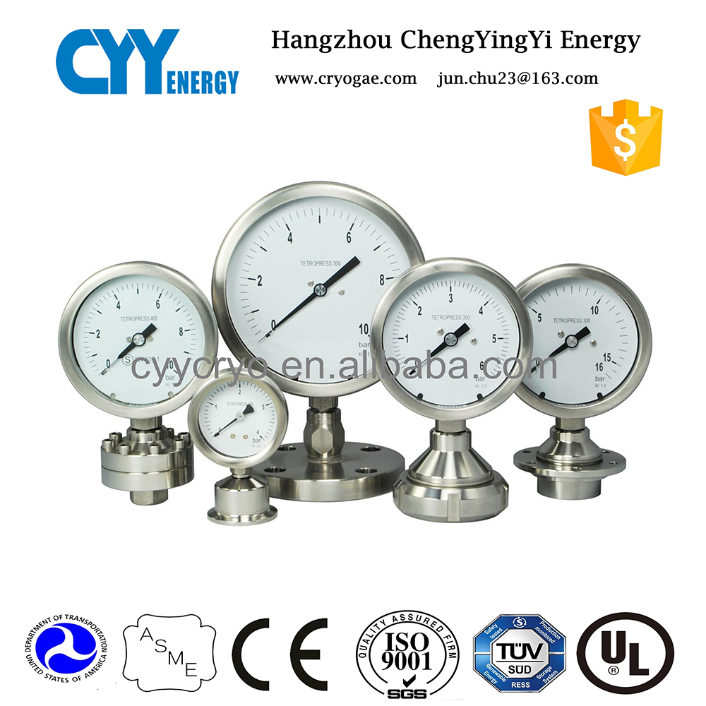 Winters pressure measuring instruments differential pressure gauges
