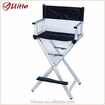 Charmant New Arrival Personalized Folding Makeup Artist Directors Chair