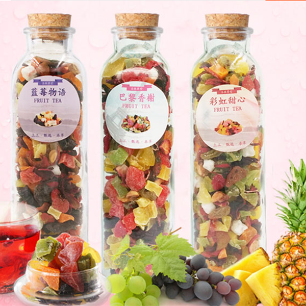 Well-Packed Healthy Chinese Dried Fruit Blended Tea Flavor Tea Loose Tea - 4uTea | 4uTea.com