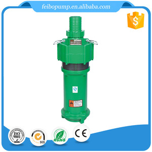 Electric Vertical Mining Pit Dewatering Submersible Pump Heavy Duty Water Pump