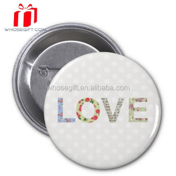 New Products With Best Price And Quality 2014 Advertising Led Flashing Magnetic Badge Manufacturer