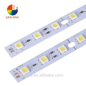 High quality led bar light addressable 12v uv 5050 led strip